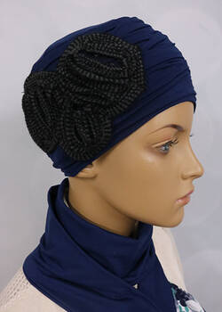 RETRO BEATA turban 1/13