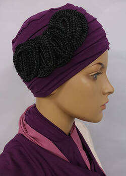RETRO BEATA turban 1/11